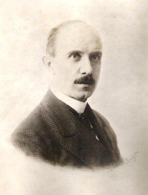 Wolf von Unwerth 1918