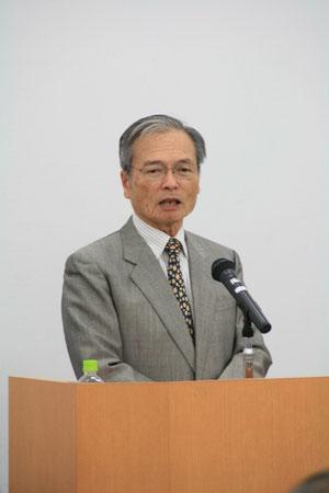 講師 田畑光永氏