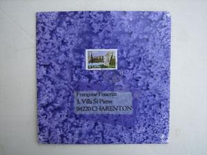 champ de violettes...