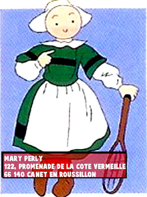 à MaryPerly...