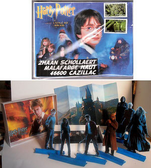 Harry Potter pour Zhaan...