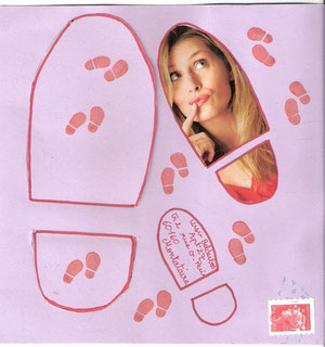 encore Clotilde... sur les pas de la femme...