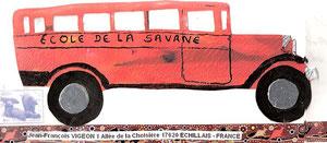 un bus à l'ancienne...