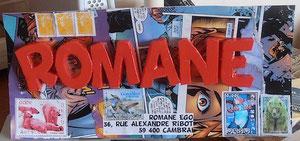 Romane...un nom antique et moderne à la fois...
