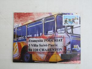 un bus pour les vacances