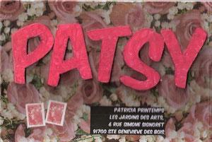 Patricia Printemps! tout un poême, excellente artiste picturale...