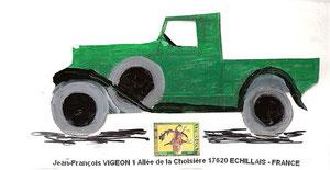 ce bon vieux P45 de Citroën...