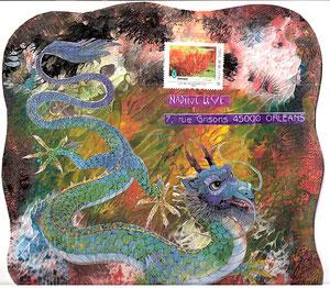 dragon chinois...