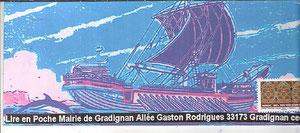 un dessin de Jacques Martin... les aventures d'Alix...