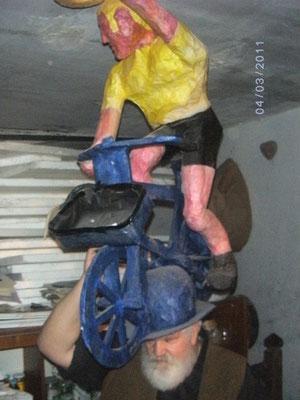 Chapeaux de roues....(deux roues)