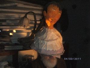 hommage à Modigliani...