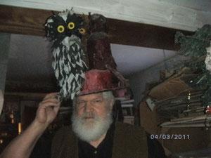 chouettes chapeau!