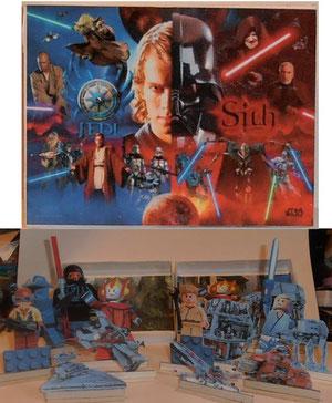 Lego Stars Wars! pour Numa...