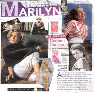 N°184 Marilyn par Micha...