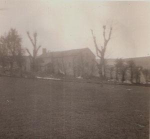 La ferme de Cavaladette dans le brouillard...
