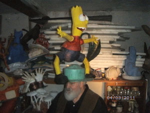 Bart Simpson!