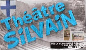 Théâtre Silvain du nom d'un acteur célèbre du début du siècle...