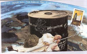 les déchets nucléaires...