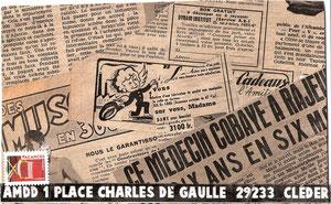 Pour une association bretonne...