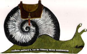 Isa Paillard ( escargot de monte)