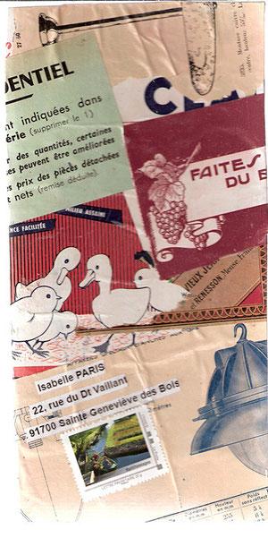 Pour Isabelle Paris