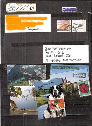 Découverte de la Suisse!...excellente idée de Pimprenelle!...