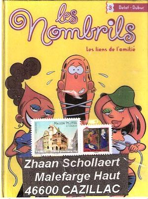 Une autre boîte pour Zhaan....