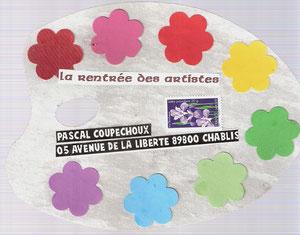 Pascal Coupechoux, un de mes postiers préférés..