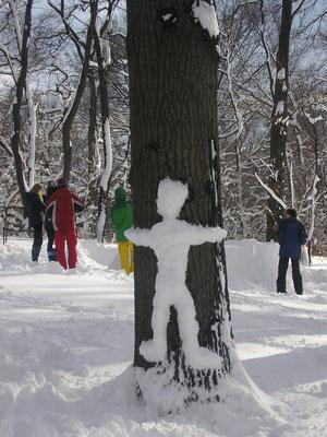 Serait-ce la neige qui a fait l'homme?