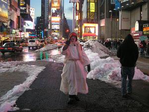 Juste parce qu'on s'est aimé à Broadway, et que le bitum mêlé de pub, ça fait danser!