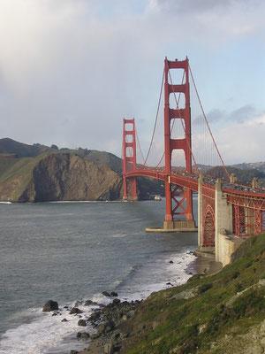 De l'autre cote du pont.
