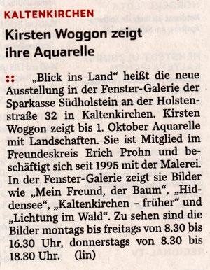 Hamburger Abendblatt 08.2014