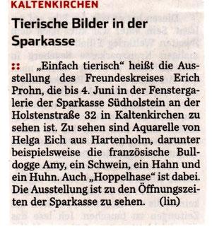 Hamburger Abendblatt 12.04.2014