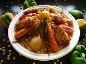 Marhaba und Herzlich Willkommen! - Tunesische Küche by Jacey Derouich