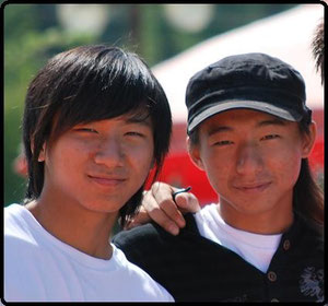 Terence & Clarence Cheung (SIN)