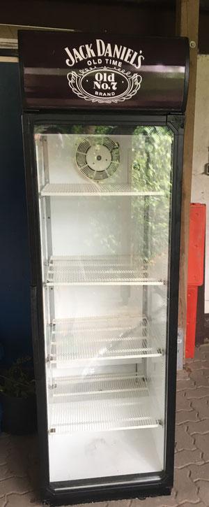 Jack Daniels / Holsten Kühlschrank