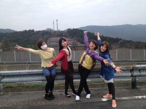 恵那峡SA!! もちまろすずみかそ