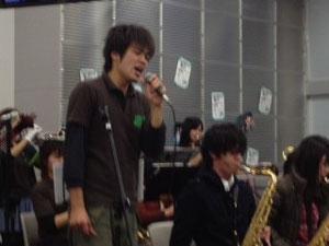 アンコールはseptember! ボーカルはもちろんYuki Yamamotoヽ(^o^)丿
