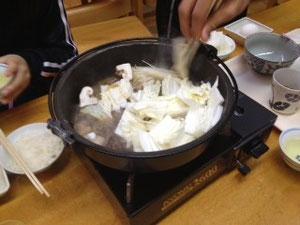 漢のすき焼き