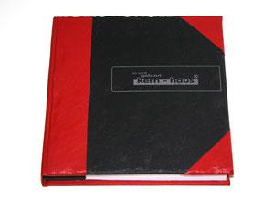 Schieferbuch in Bookram für kern-haus AG