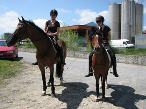 Patrouilenritt Einsiedeln 2010