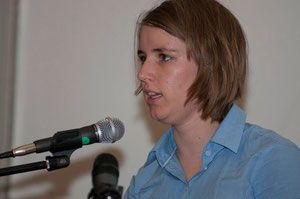 an der Jahresversammlung der JUSO Schweiz, März 2011