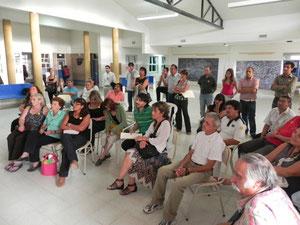 Trelwe Provincia de Chubut Argentina 2012 trabajo de imaginario en las 1000 viviendas