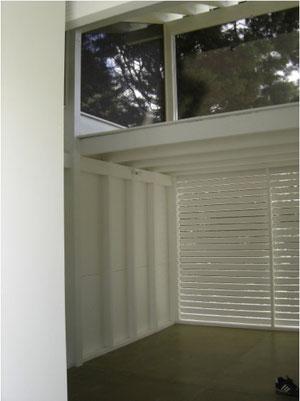 Interior de Habitación.