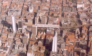 Medellin Centro de la ciudad Plaza Botero.
