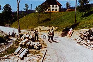 Luthern Bad, Ausbau Hauptstrasse, Abschnitt Krutzi  (LBS 8)