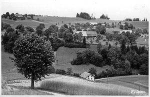 Flühlen, Postkarte 1939, Fotograf Bernhardt, Huttwil  (Fl 1)