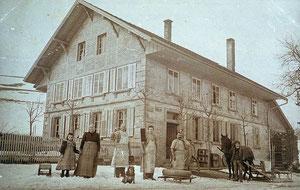 Hofstatt, alte Käserei Gyrstock  (HW 11)
