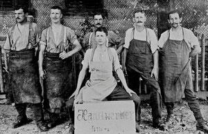 Luthern Dorf, Schmiedehandwerker (HW 2)