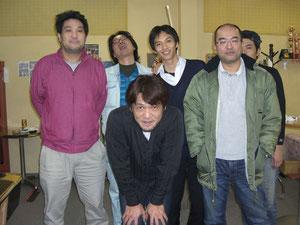 神箸久貴プロ チャレンジマッチ 2012.3.4